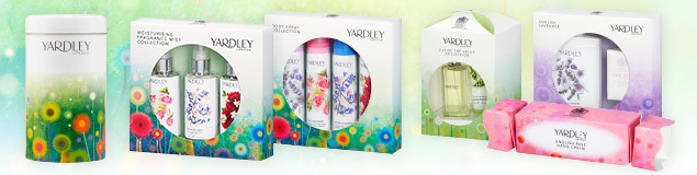 Christmas Gift Sets.Thoughts From The Yardley London Team Introducing Yardley