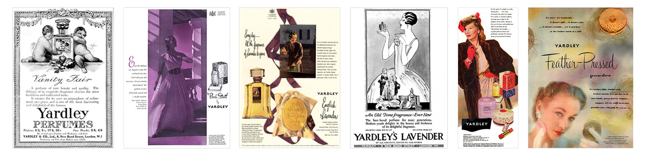 About Us | Yardley London