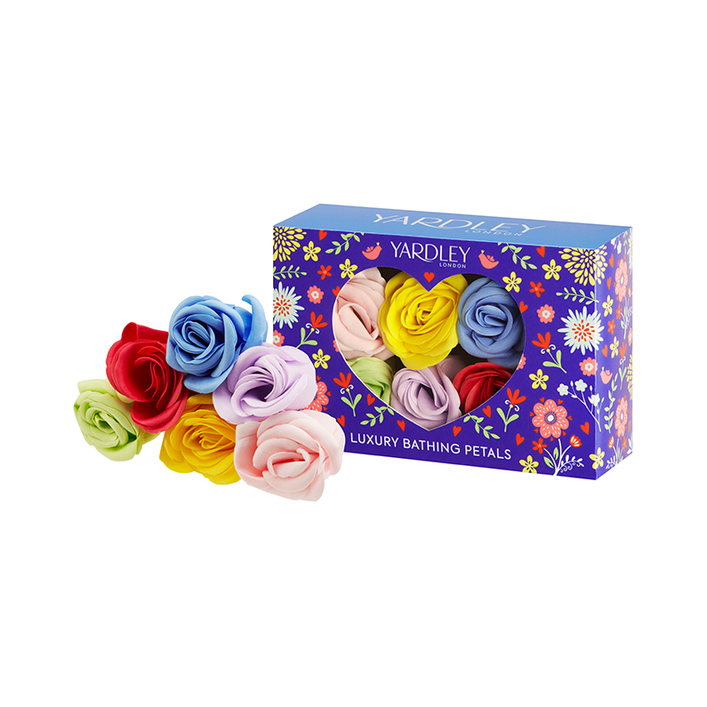 Luxury Bathing Petals Gift Set