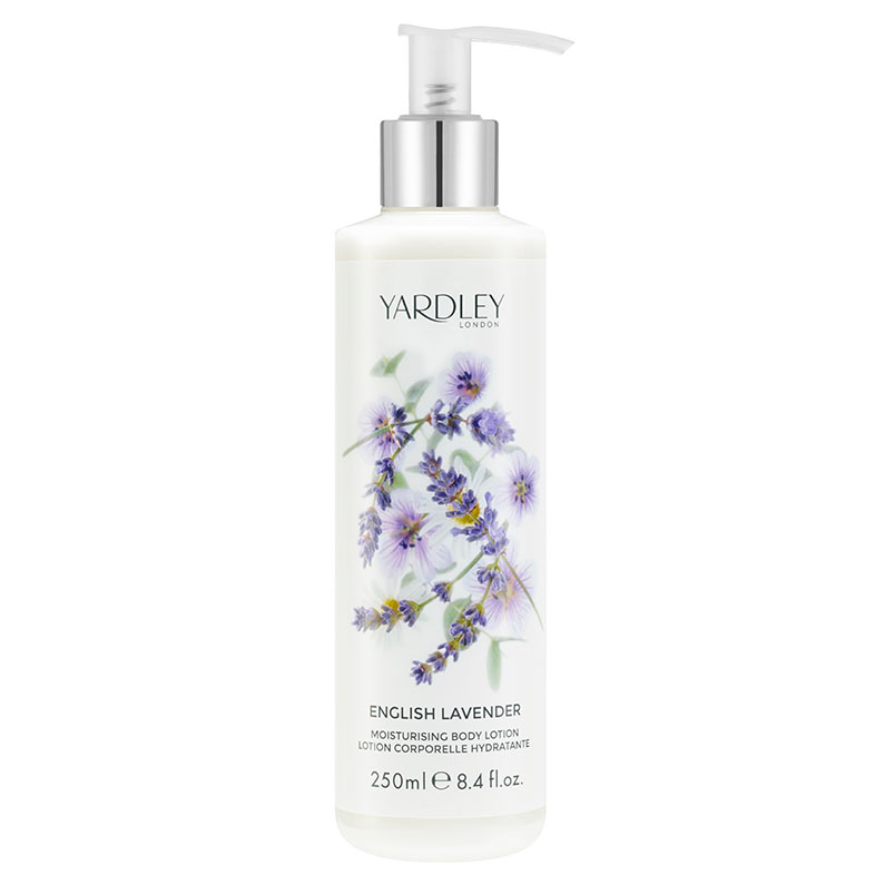 English Lavender Moisturising Body Lotion