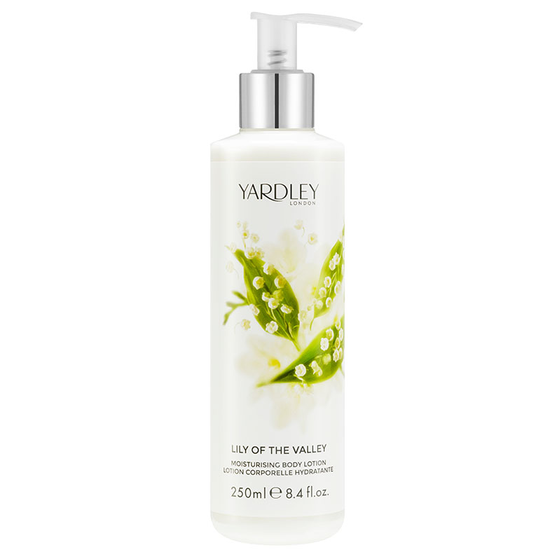 Lily of the Valley Moisturising Body Lotion