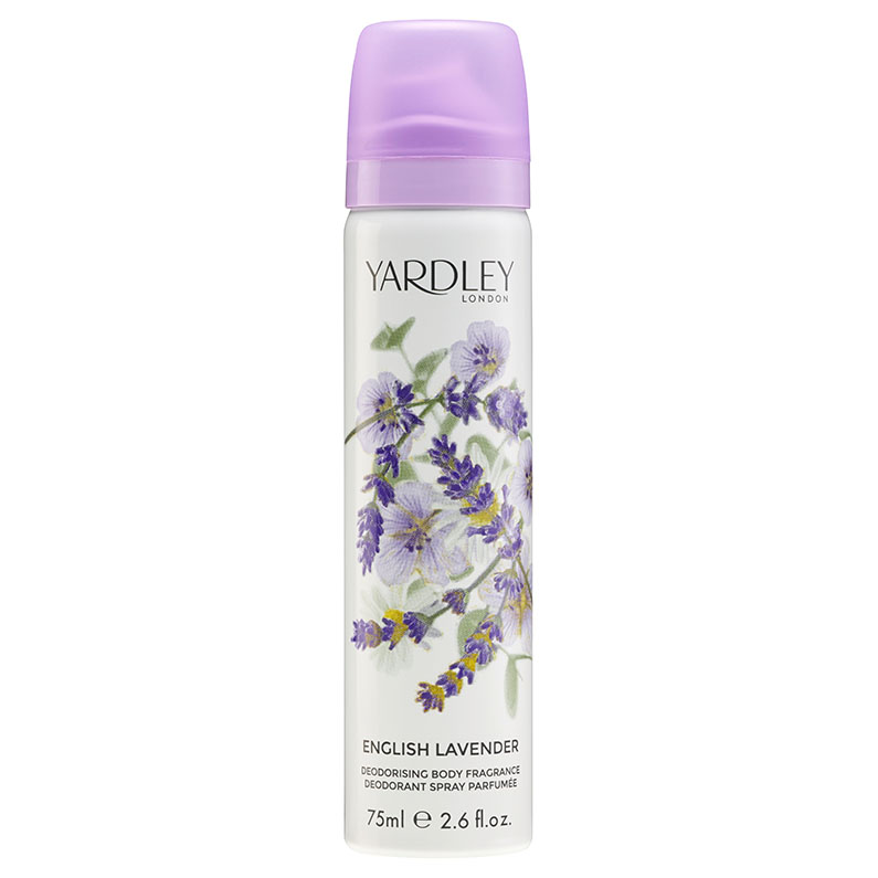 English Lavender Deodorising Body Fragrance
