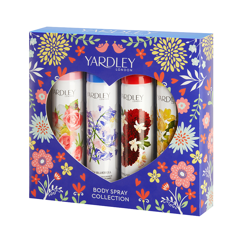 Body Spray Collection Gift Set