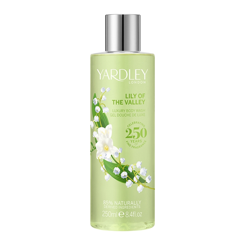 Lily of the Valley Luxury Body Wash
