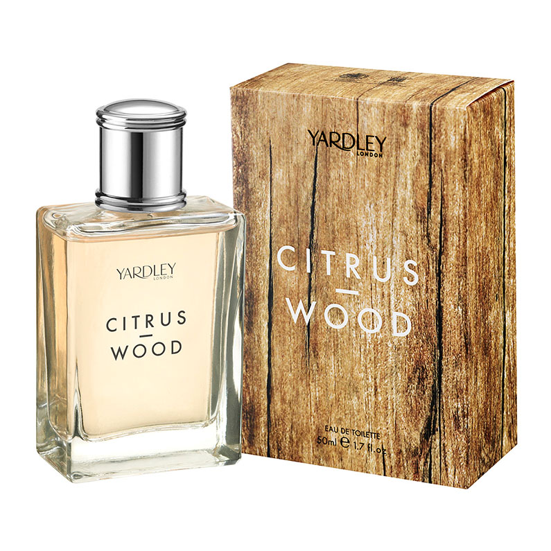 Citrus Wood Eau de Toilette