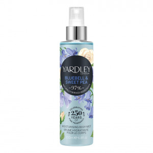 Bluebell & Sweet Pea Moisturising Fragrance Body Mist
