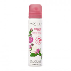 English Rose Deodorising Body Spray