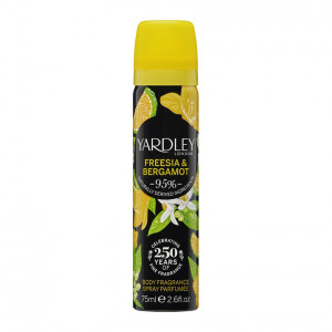 Freesia & Bergamot Deodorising Body Spray