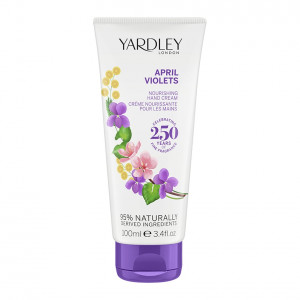 April Violets Nourishing Hand Cream
