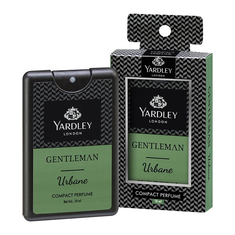 Gentleman Urbane Pocket Spray