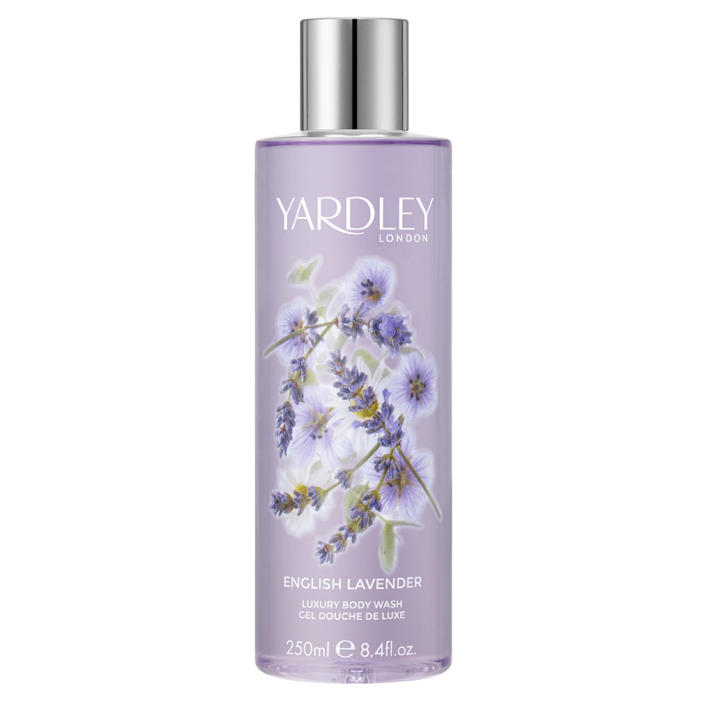 English Lavender Luxury Body Wash