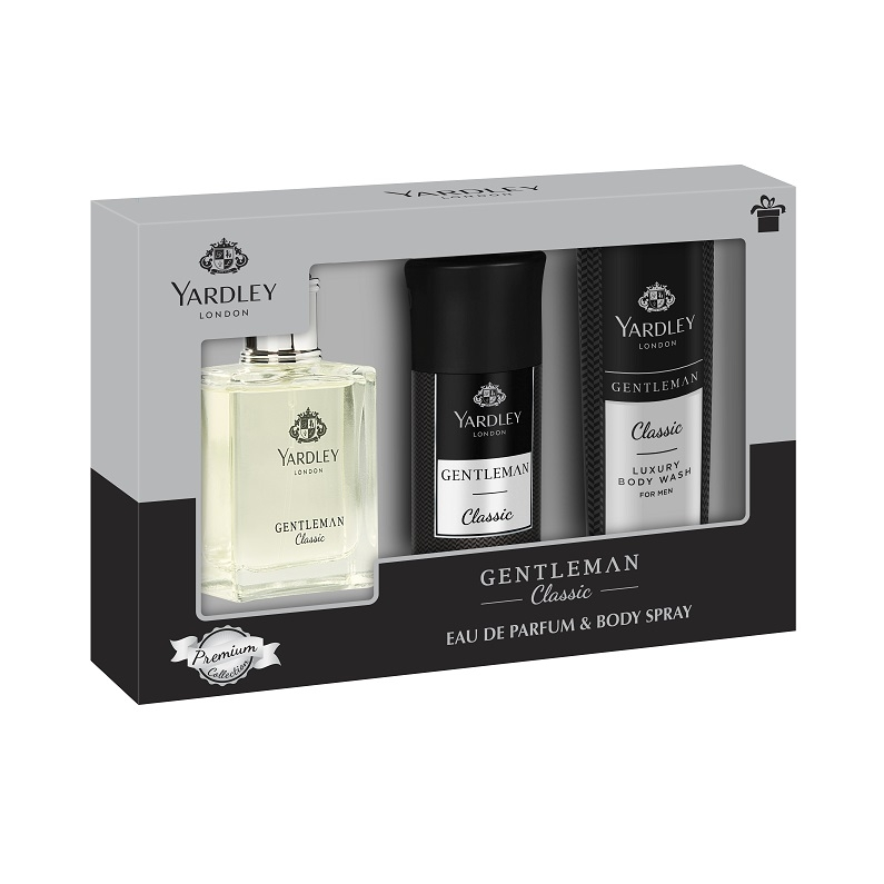 Gentleman Classic Fragrance Collection