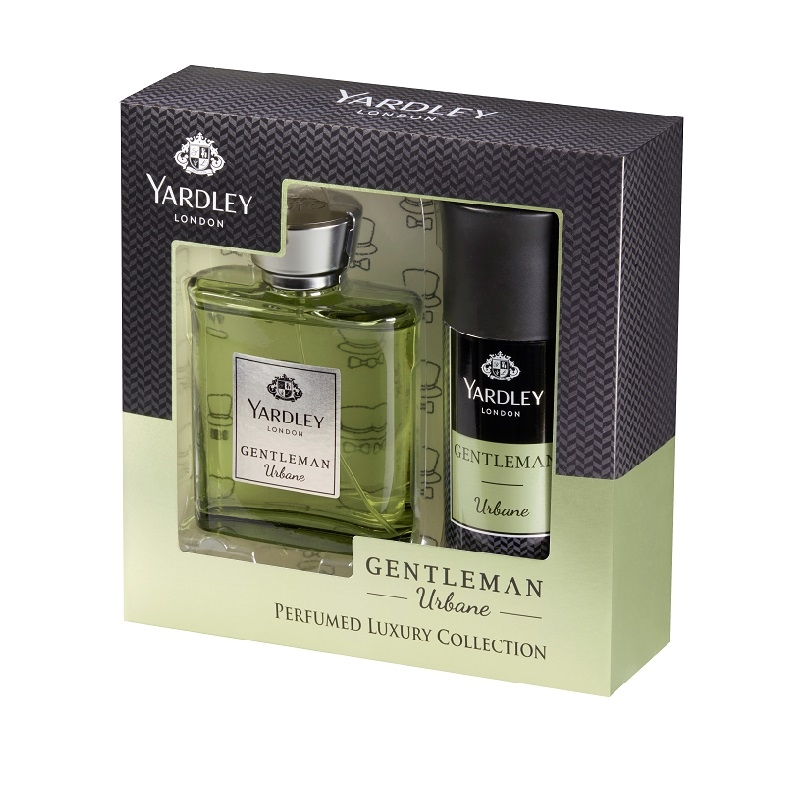 Gentleman Urbane Fragrance Collection