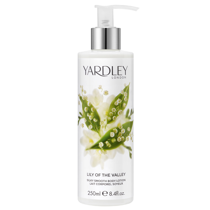 Lily of the Valley Silky Smooth Body Lotion