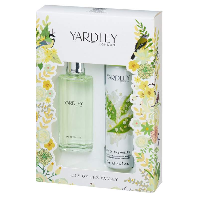 Lily of the Valley Eau de Toilette & Body Spray