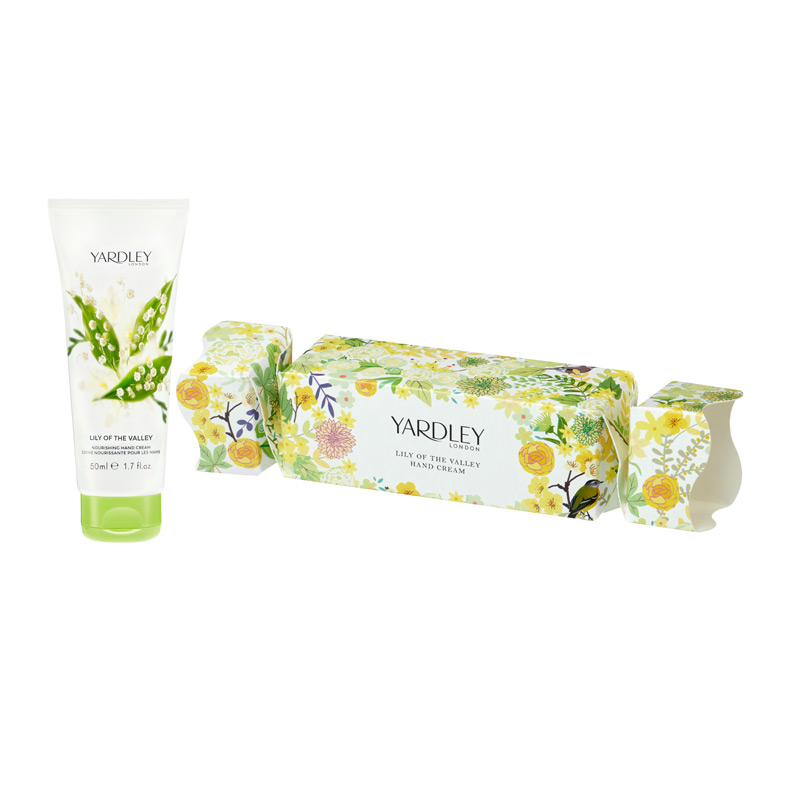 Lily of the Valley Hand Cream Cracker