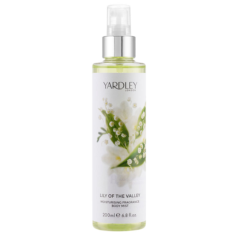 Lily of the Valley Moisturising Fragrance Body Mist