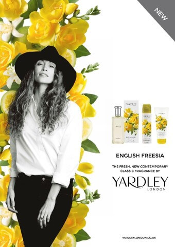 English Freesia Campaign